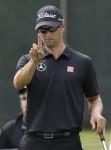 Golf Shots Adam Scott