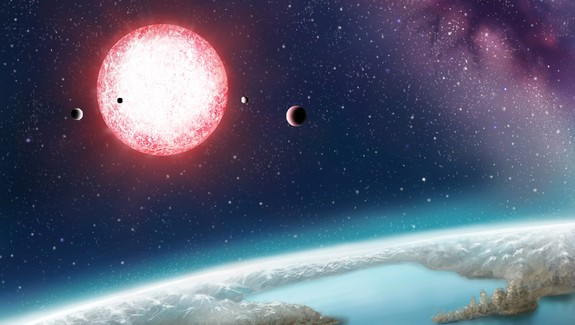Alien Life Could Be Found Within 20 Years