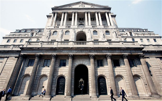 Bank of England Should Not Deny Housing Bubble