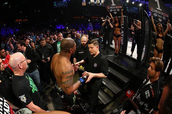 Bellator 120 Rampage vs. King Mo Results Full Results: MMA Spotlight