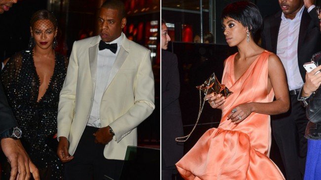 Beyoncé Finally Speaks Out About Fight Between Jay Z and ...