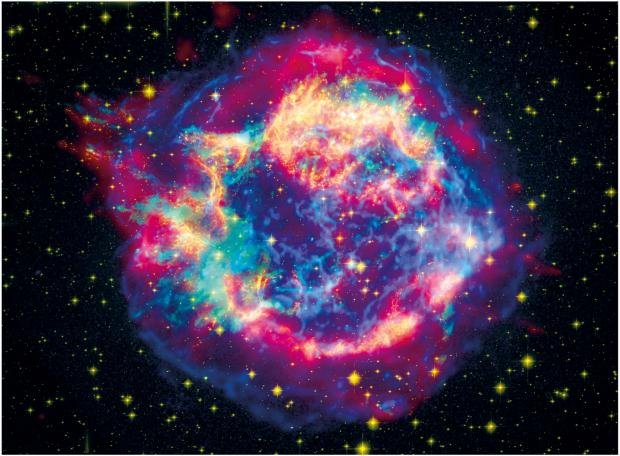 Biggest Star Believed to Be in Existence Explodes Into Gigantic Supernova