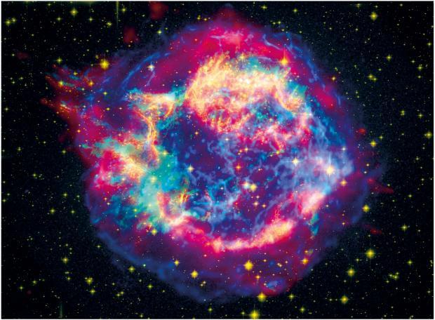 what happens when a supernova explodes - photo #6