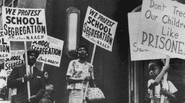 Brown Brown Versus Board of Education Supreme Court Segregation Integration Civil Rights