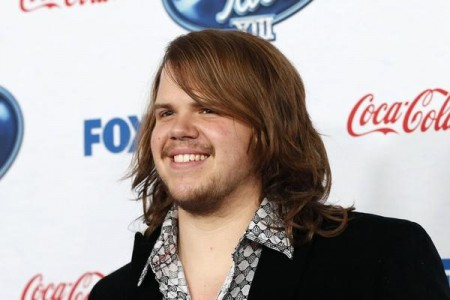 Caleb Johnson May Kiss American Idol with a Victory