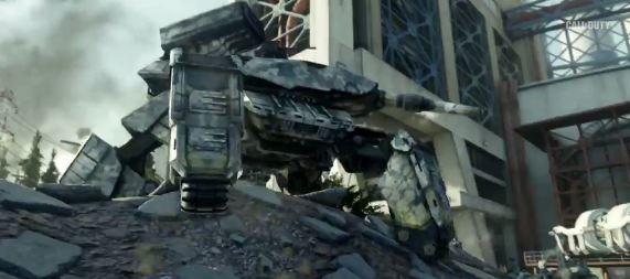 Call of Duty Spider Tank Advanced Warfare