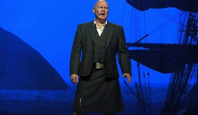 Celtic Thunder Fans Reach Out To Help George Donaldson Daughter