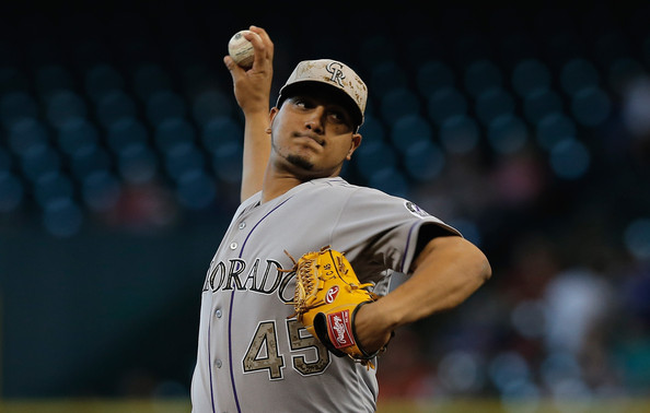 Rockies Rundown Jhoulys Chacin