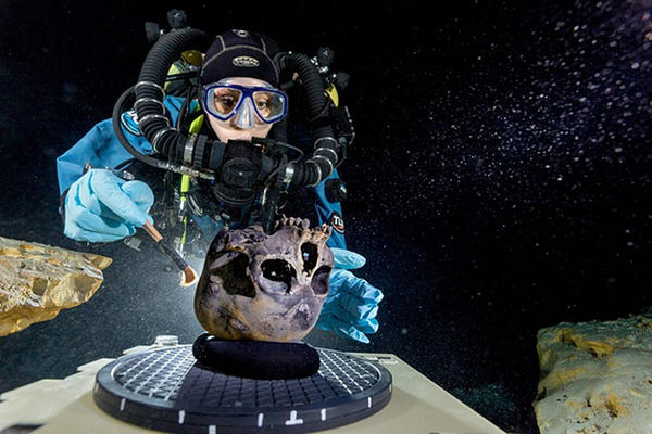 DNA From 12,000 Year Old Skeleton Provides Needed Evidence