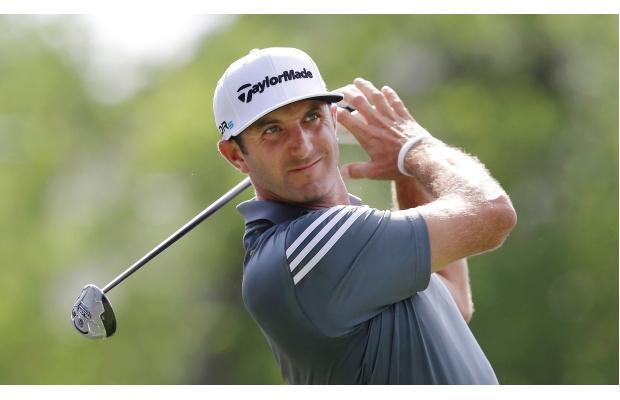 Golf Shots Dustin Johnson