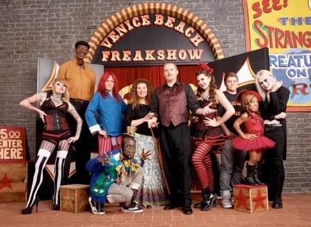 Freakshow Binge Watching to Prepare for Season 2