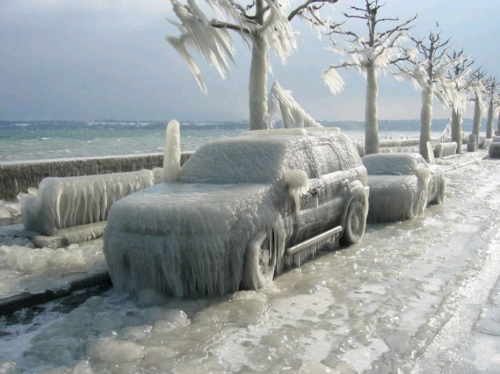 Global Warming May Have Made Winter Worse
