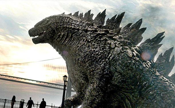 Godzilla Body Defies Anatomy