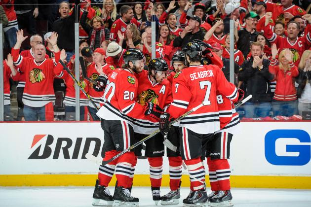 Chicago Blackhawks Edge Kings to Force Game Seven