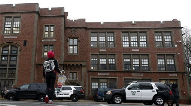 A prank led to 62 high school student's arrests