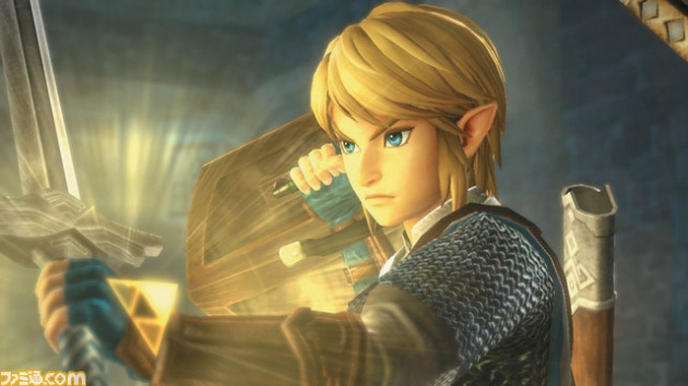 The Legend of Zelda Hyrule Warriors Nintendo Wii U