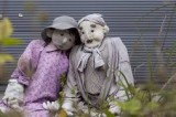 Japan: Woman Fills Village With Life-Size Dolls