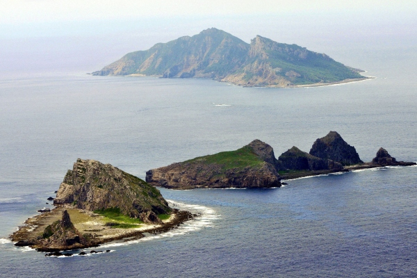 Japanese Planning to Deploy 1,050 Troops to the Senkaku Islands