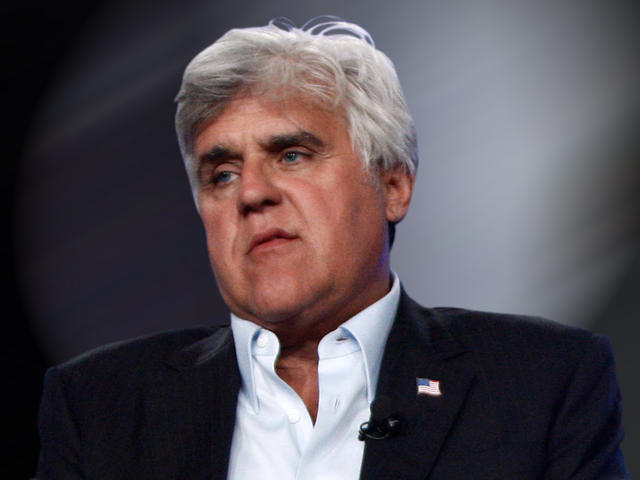 Jay Leno Tonight Show Lucy Comedy Fest