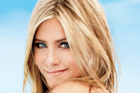 Jennifer Aniston Drive-Through Closet and Losing those Blonde Locks