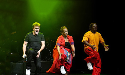 Johnny Clegg Band