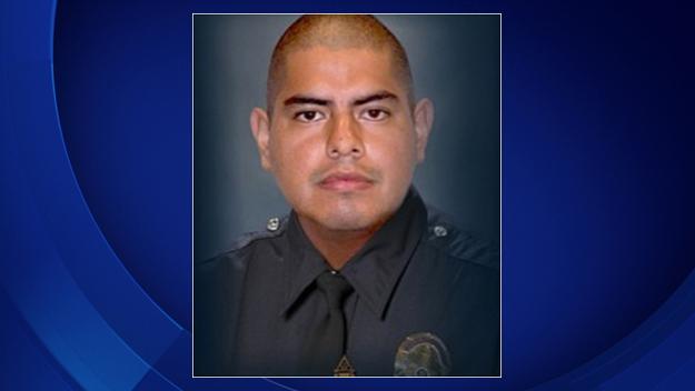 LAPD officer sanchez