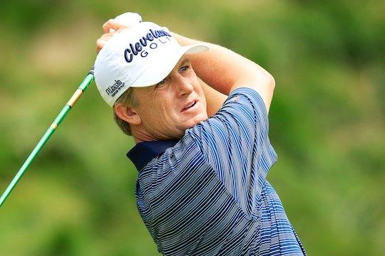 Golf Shots David Toms