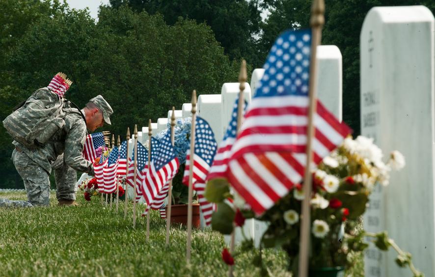 Memorial Day Lesson Ideas, Grades K