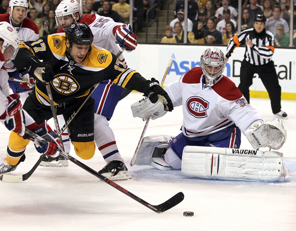 Montreal Canadiens Boston Bruins Stanley Cup playoffs