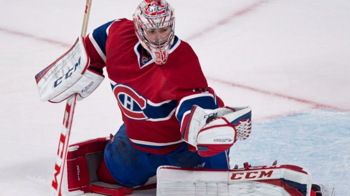 Montreal Canadiens Prepare for Game Five