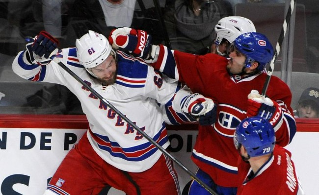 Montreal Canadiens New York Rangers NHL Daily
