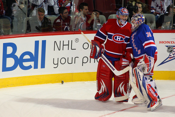 Montreal Canadiens New York Rangers