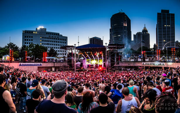 Movement Electronic Music Festival Drawing EDM Fans Worldwide to Detroit