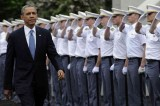 Obama Uses West Point Graduation Speech to Defend Foreign Policy