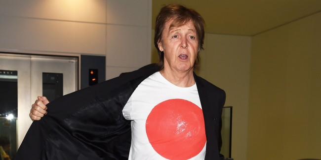 Paul McCartney Hospitalized After Viral Infection