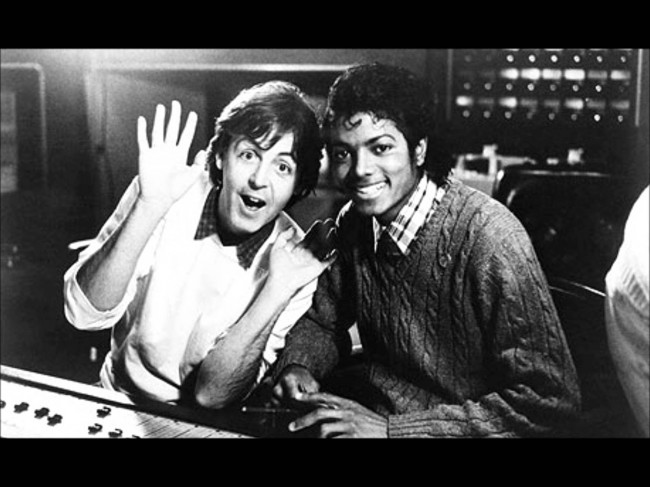 Paul McCartney And Michael Jackson The Friendship That Once Was Video