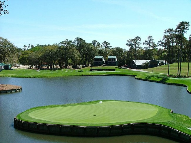 Players Championship Sawgrass