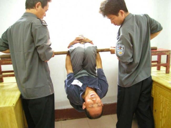 prisoners in China