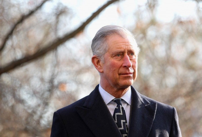 Prince Charles Compares Putin to Hitler
