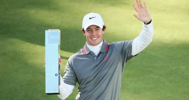 Rory McIlroy Golf Shots
