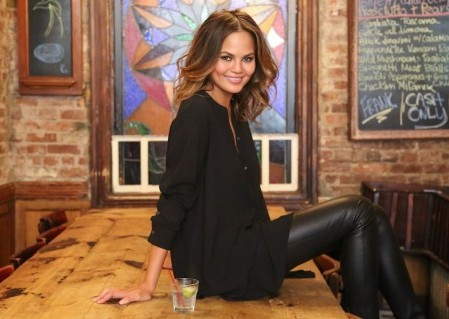 Chrissy Teigen Racy Tweets and Big Family Plans