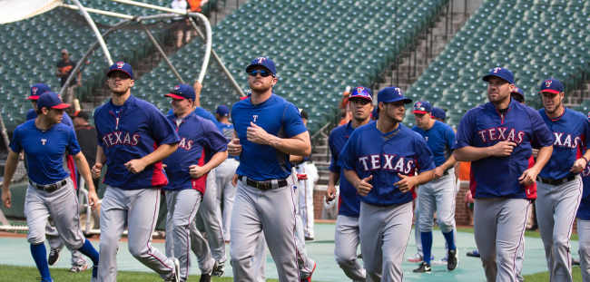 Texas Rangers Round-up