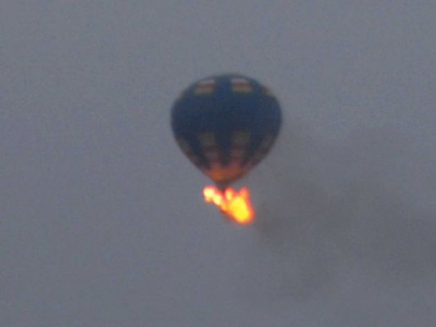 Two Bodies Recovered After Hot Air Balloon Crash in Virginia
