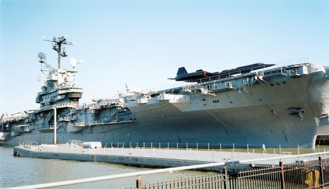 Intrepid Fleet Week