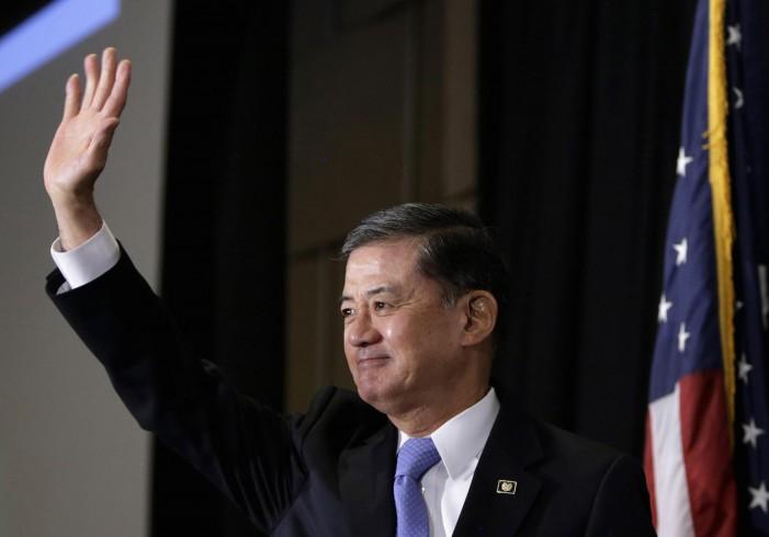 Veterans Affairs Secretary Eric Shinseki Resigns Over VA Hospital Scandal