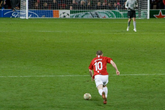 World Cup, Rooney
