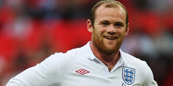 Wayne Rooney world cup