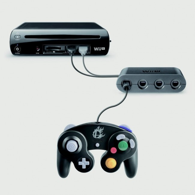 Gamecube controllers for new smash
