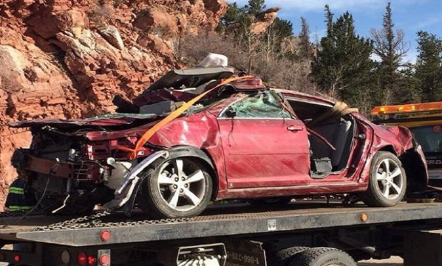 Kristin Hopkins Survived Six Days Trapped in Car After Tragic Accident