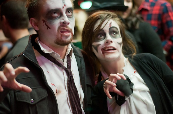 Zombies Illustrated in Pentagon Defense Plan
